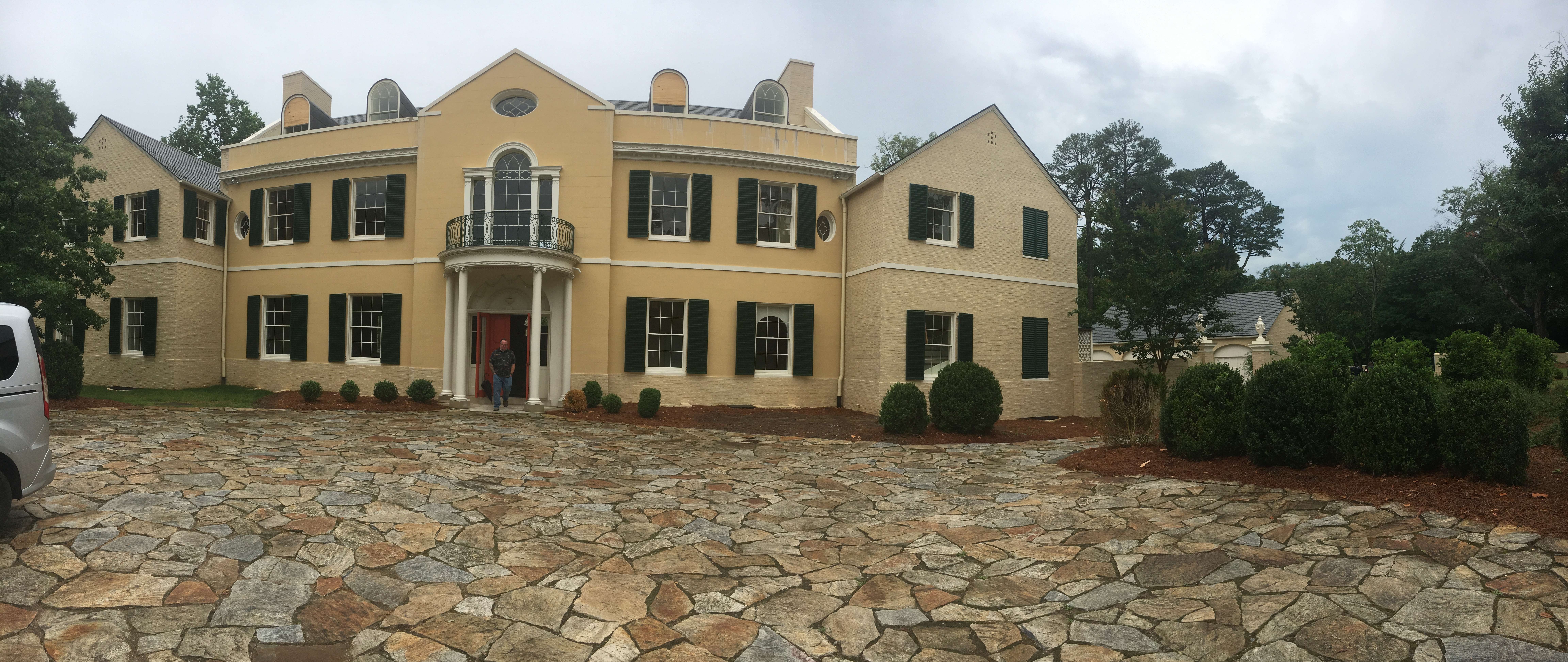 May Patterson Goodrum House designed by Philip Shutze