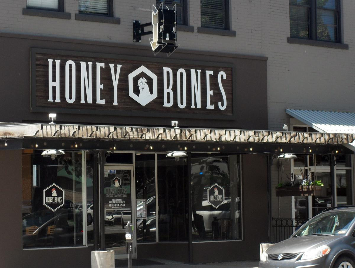 Exterior of Honey Bones
