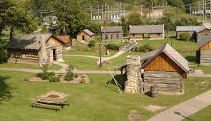 The Pioneer Village at the Museum