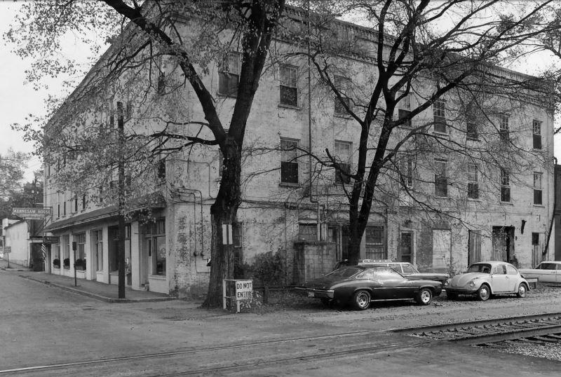 Kennesaw House c1845