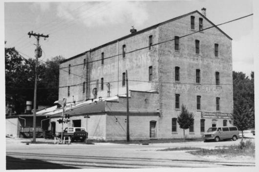 Green Tobacco Warehouse