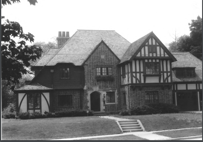 George Fifield Home