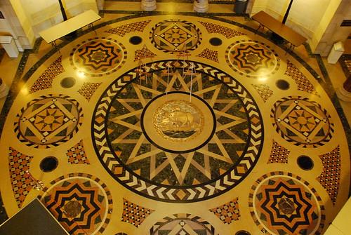 The Rotunda Inside City Hall