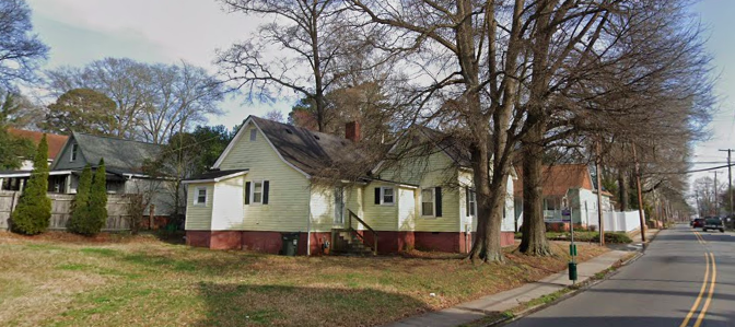 The Gibson Mill House that Mrs. Barbee Purchased in 1986 - Present 2019