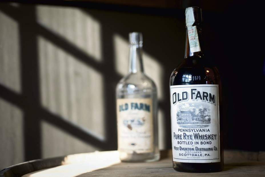 West Overton will soon begin distilling its historic whiskey recipes on site. Photo by Sean Stipp, Tribune-Review.