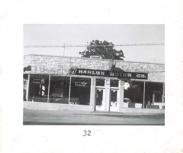 Hanlon Motor Co., 325 N. Milwaukee Ave., 1955