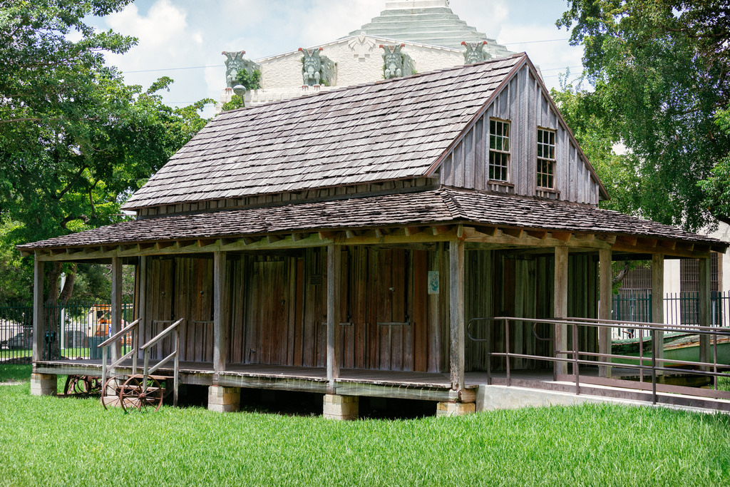 The Wagner House was restored and moved to Lummus Park in 1979 to avoid being demolished for a new Metrorail line. Image obtained from Flickr.