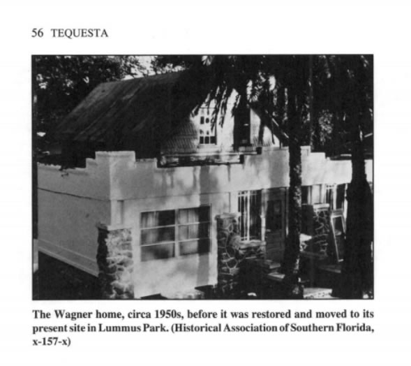 Before its restoration, the Wagner House underwent a series of additions and modifications over the years. Image obtained from Hidden History Miami.