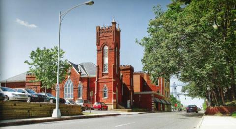 Grace A.M.E Zion Church