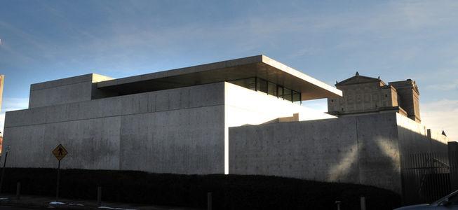 Pulitzer Arts Foundation (exterior)