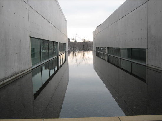 Pulitzer building (with reflecting pool)