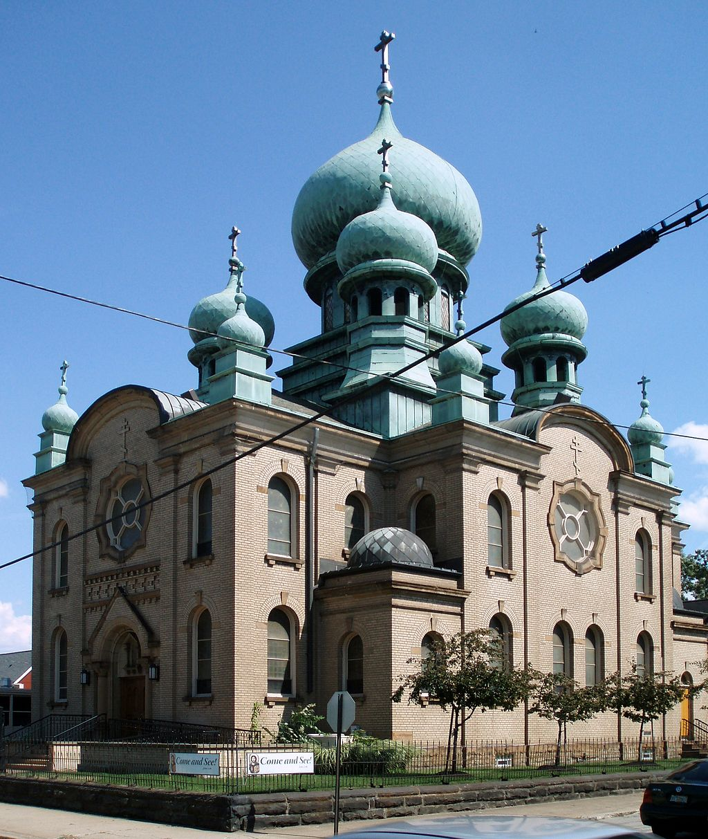 St. Theodosius Cathedral. Photo: Eddie-S, via Wikimedia Commons