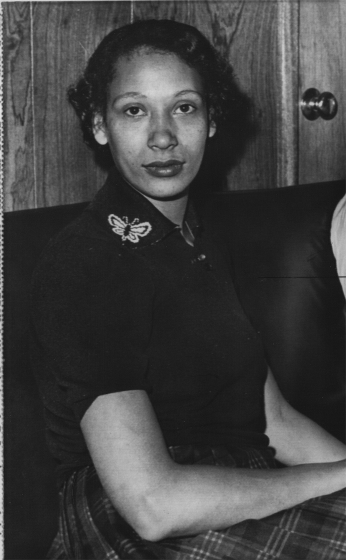 Photograph of Mildred Loving, courtesy of the Estate of Grey Villet.