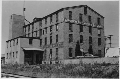 Ossit Church Furniture Company (1935-1983)