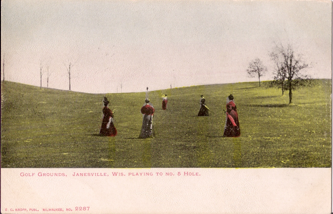 Golf Grounds in Janesville.