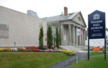 Pilgrim Hall Museum (Courtesy of Destination Plymouth County)