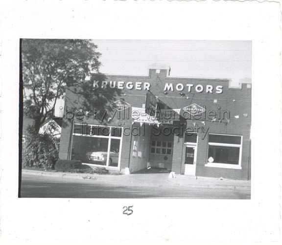 Krueger Motors, 1955