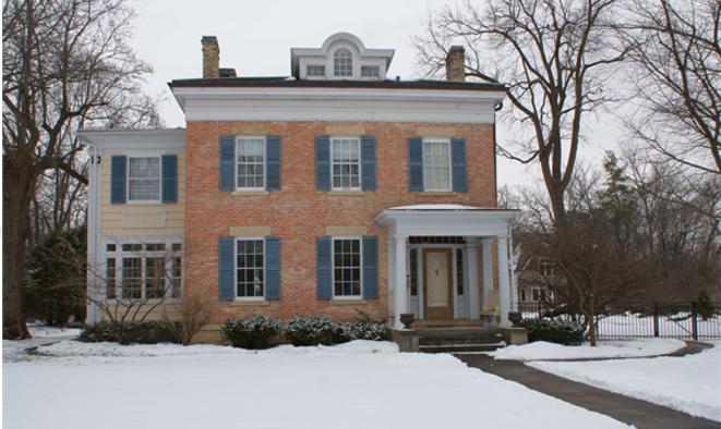 Whiton House