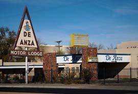 De Anza Motor Lodge as seen today