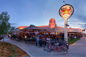 Jones Motor Company/Kelly's Brew Pub