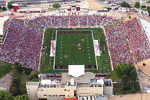UNM's Dreamstyle stadium