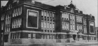 Undated photo of the school