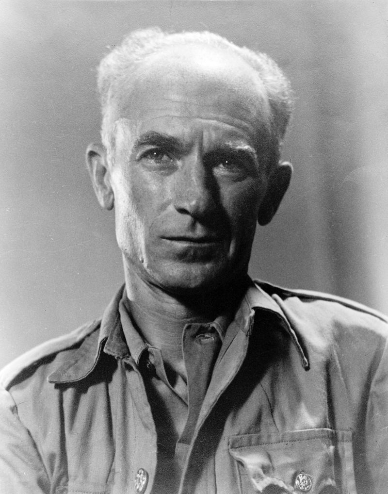 The Man Behind the House: Ernie Pyle