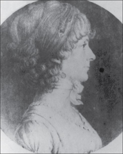 Portrait of Mary Randolph, courtesy of the Library of Virginia.