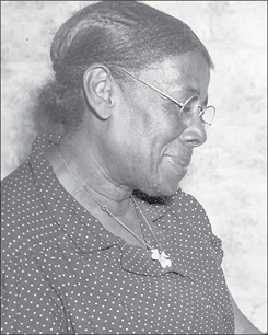 Photograph of Virginia Estelle Randolph, courtesy of the Richmond Times-Dispatch.