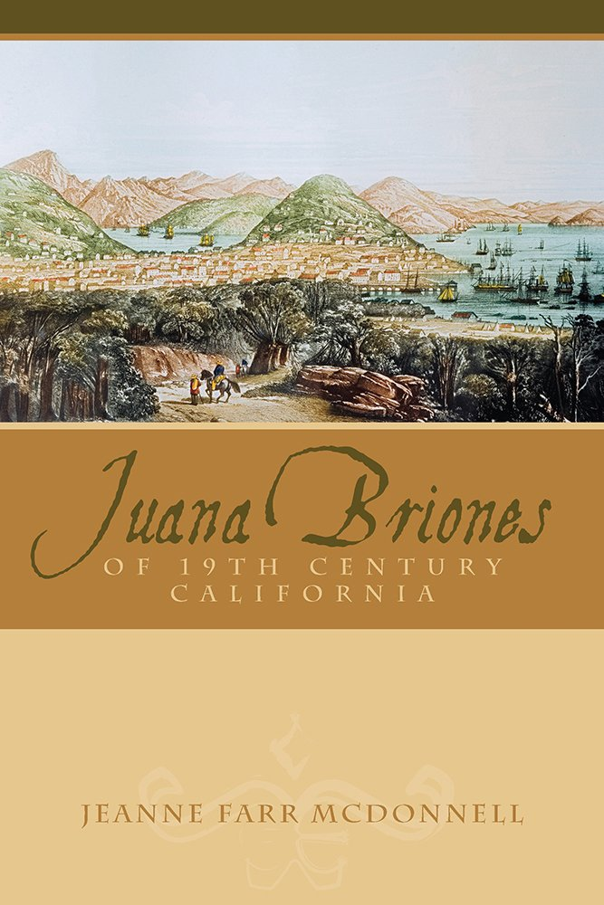 Learn more about Juana Briones with this book from the University of Arizona Press linked below.