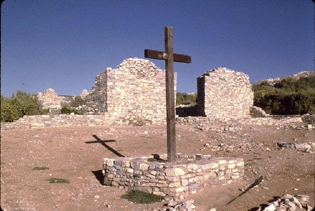 Salinas Pueblo ruins