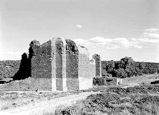 Quarai Mission Church in Salinas Pueblo Missions National Monument