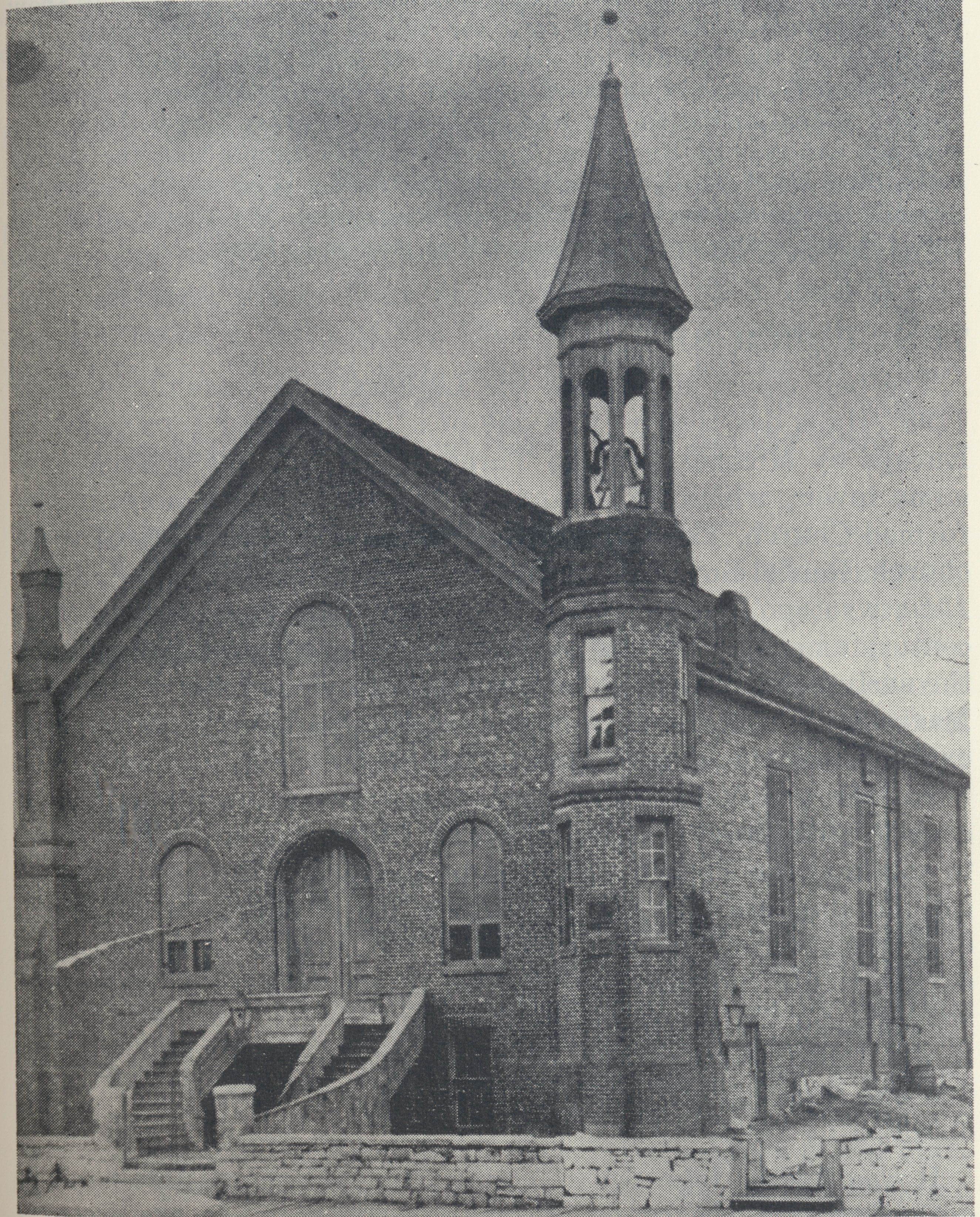 St. Peter's 1795-1908