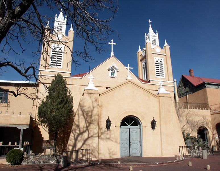 San Felipe de Neri as it looks today