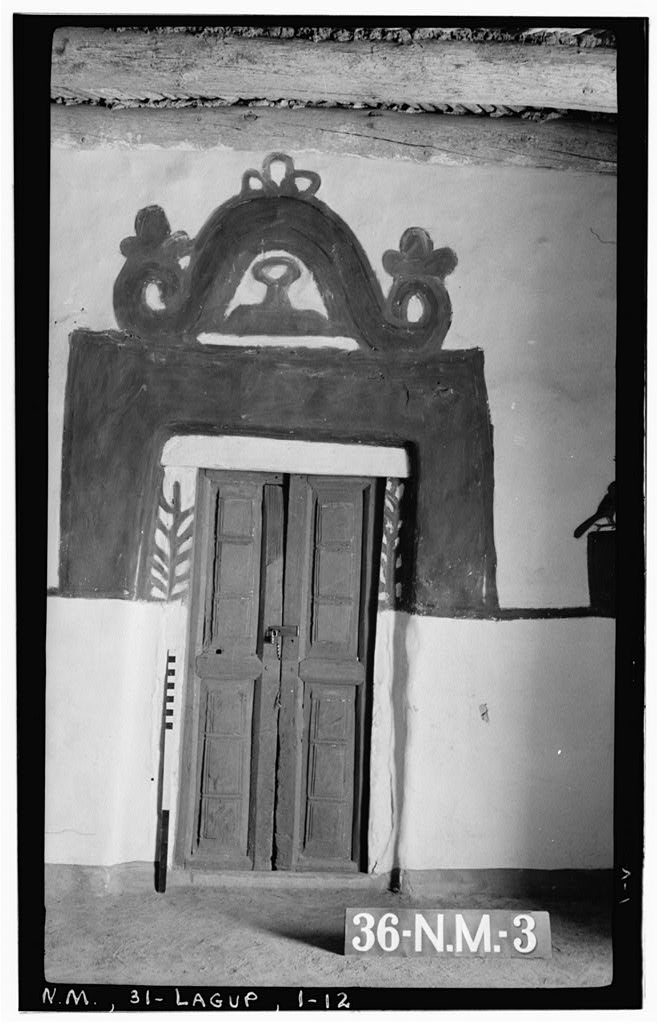 Door to Baptistry, 1934