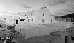 1930s-1940s photo of the mission