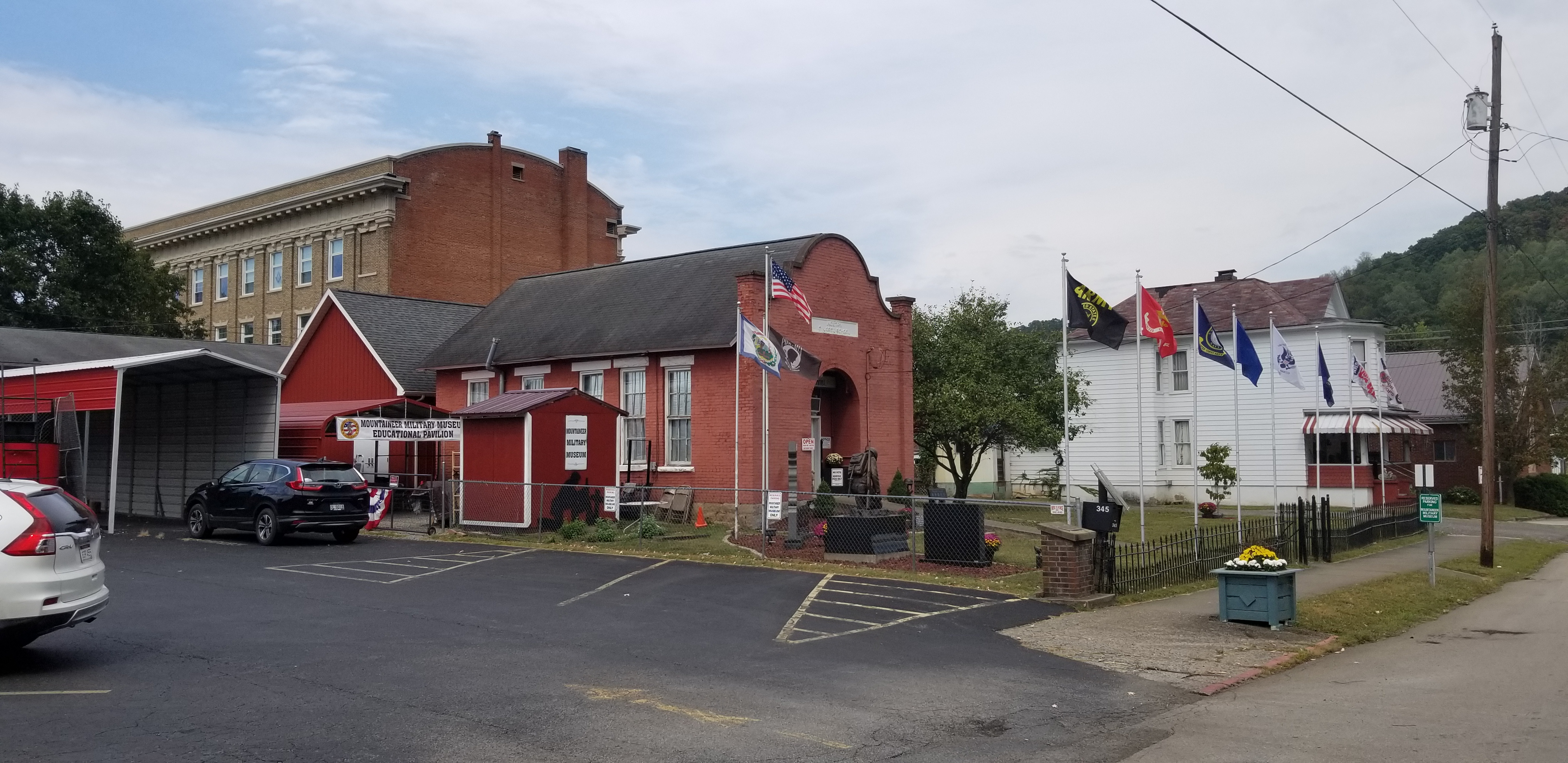 The Mountaineer Military Museum