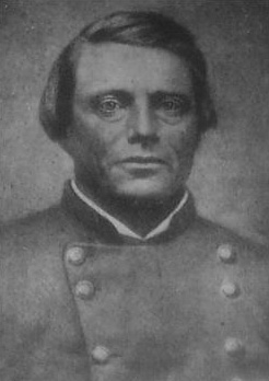 CSA General Thomas Green, who commanded Confederate forces at Peralta.