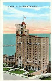 Historic Postcard of the hotel when it was in operation