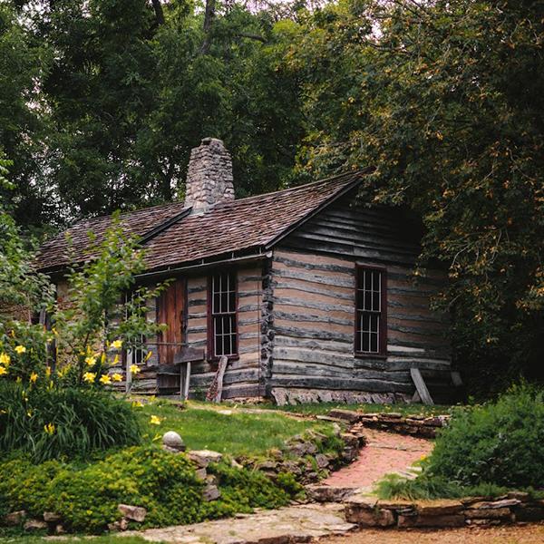 1830s Log Cabin