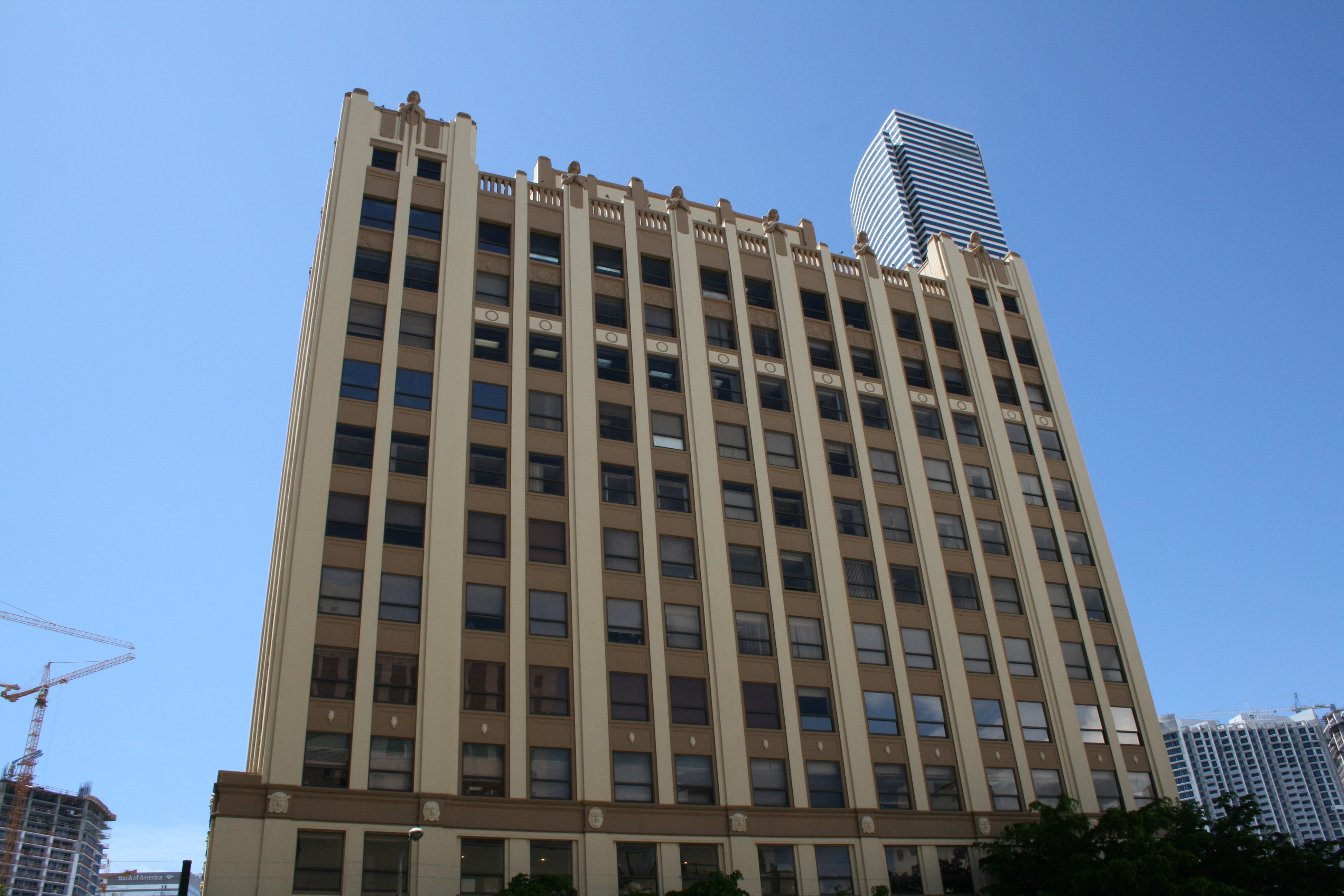 The Huntington Building today serves as office spaces and condominiums. Image obtained from the JSK Architectural Group.