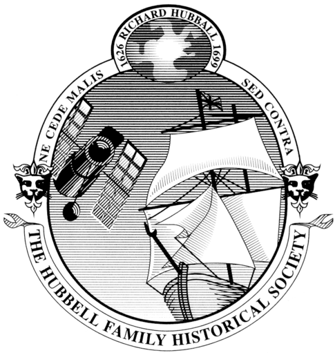 Logo of The Hubbell Family Historical Society