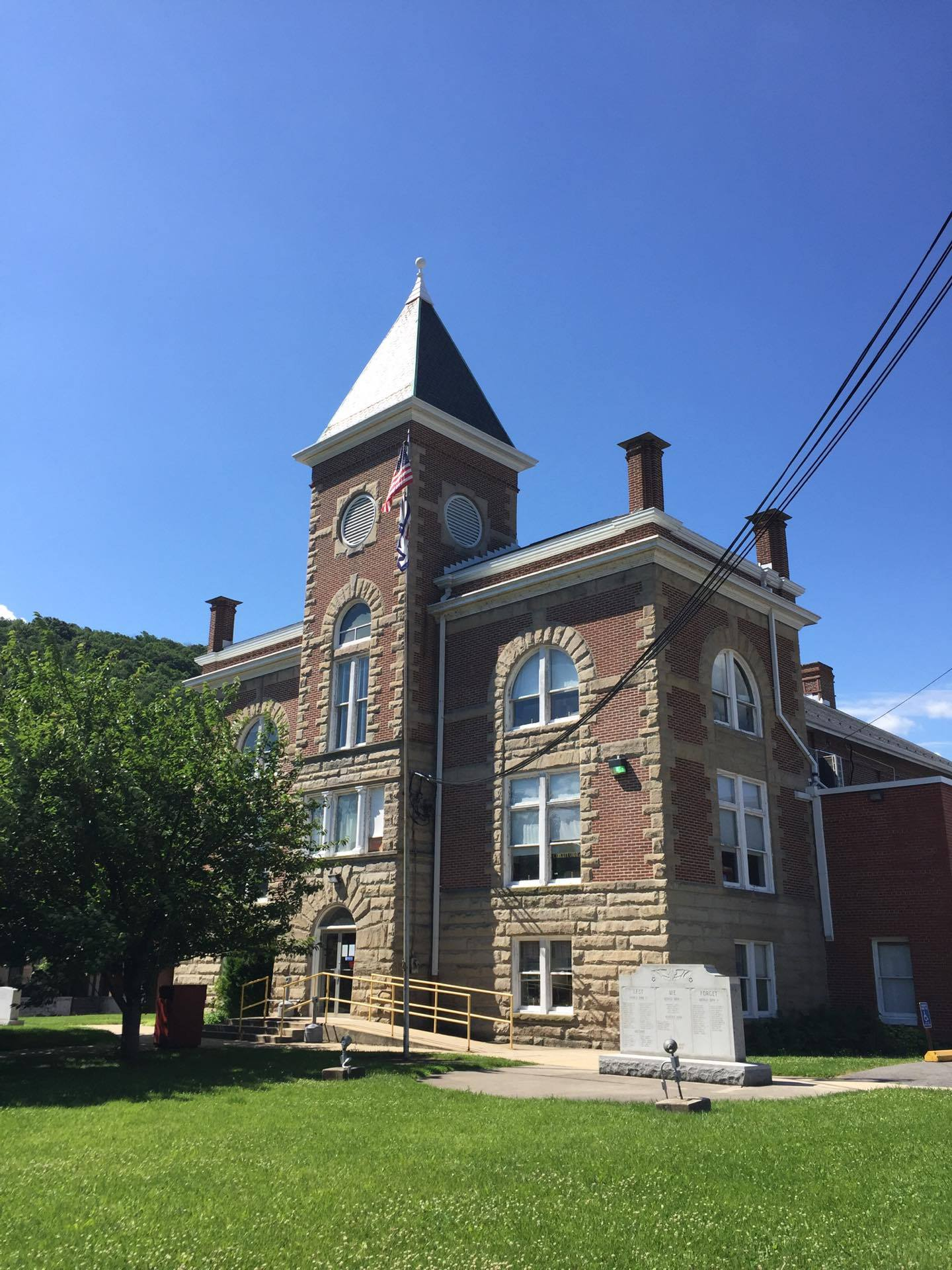 Mineral County Courthouse today