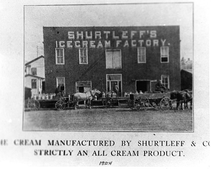 Ice Cream Factory.