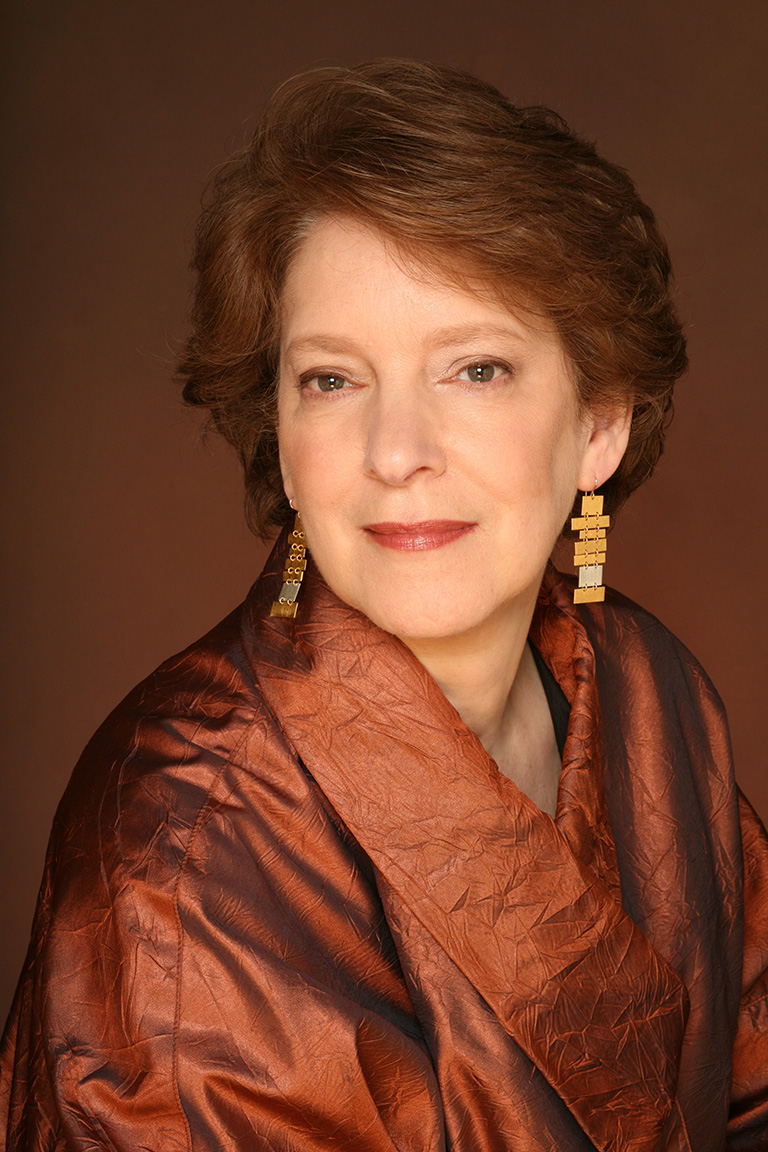 Photograph of Judith Shatin, courtesy of Judith Shatin.