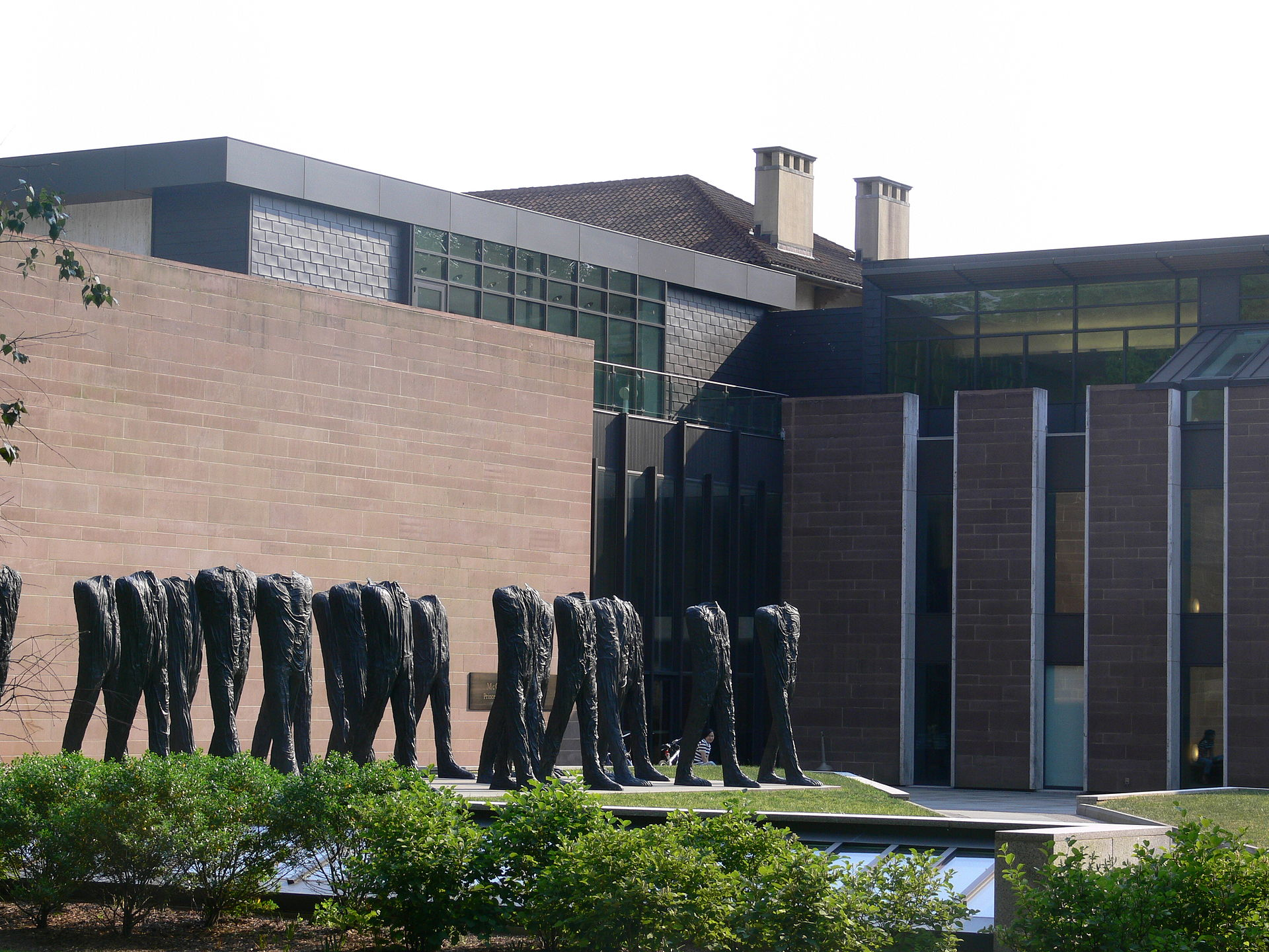 The Princeton University Art Museum was founded in 1882.