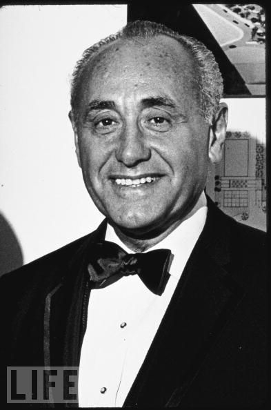 Ainsley Building architect Morris Lapidus was known for designing numerous hotels and apartments in both New York and Miami. Image obtained from Wikimedia.