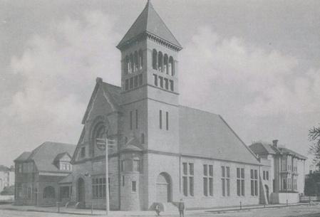 The Church in 1892.