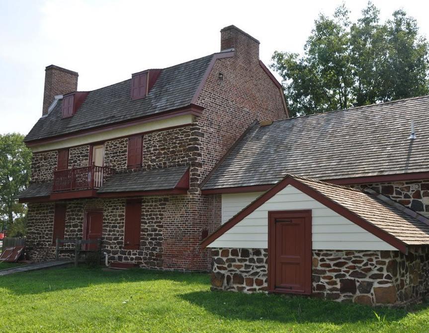 Historic Griffith Morgan House
