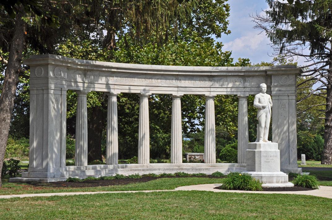 Peter J. McGuire Memorial